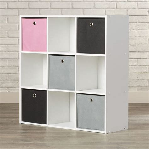 Cliffside Cube Unit Bookcase