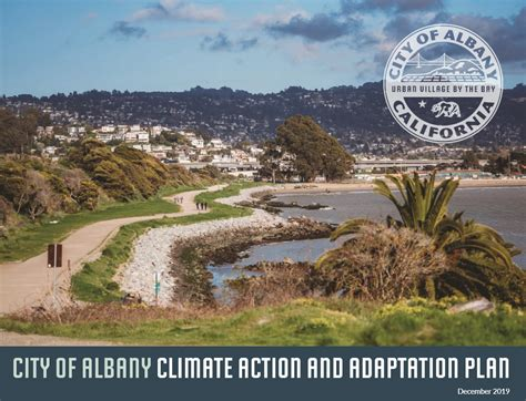 Climate Action Plan - City Of Albany, Ca.