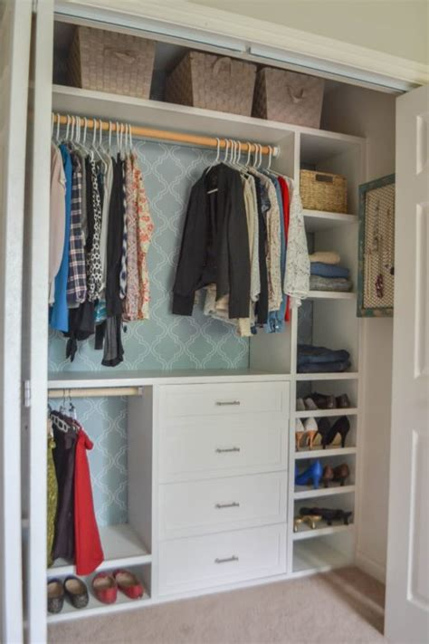 Closet Systems For Small Closets