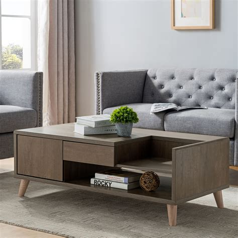 Clower Modern Coffee Table