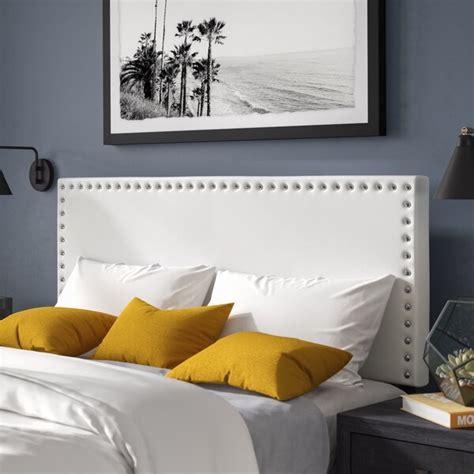 Clymer Upholstered Panel Headboard