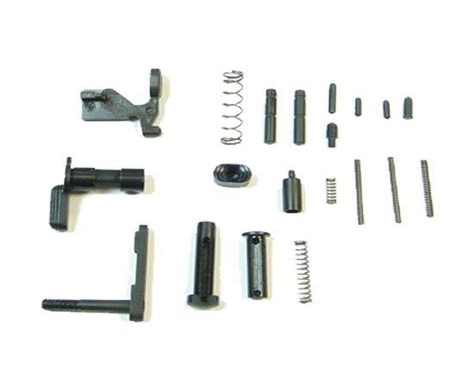Gun-Builder Cmmg Ar-15 Lower Parts Kit Gun Builder Kit 55ca601.