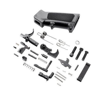 Gunkeyword Cmmg Lower Parts Kit For Ar 15.