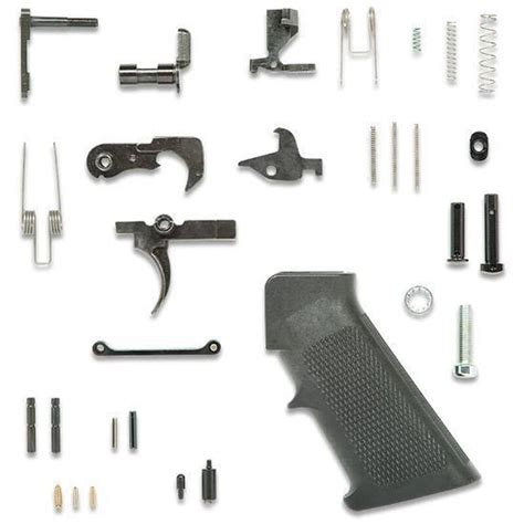 Gunkeyword Cmmg Two Stage Trigger Lower Parts Kit.