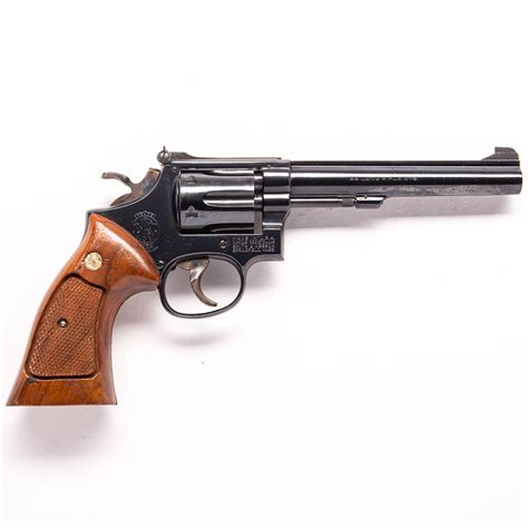 Smith-And-Wesson Cmp Smith Wesson 17.