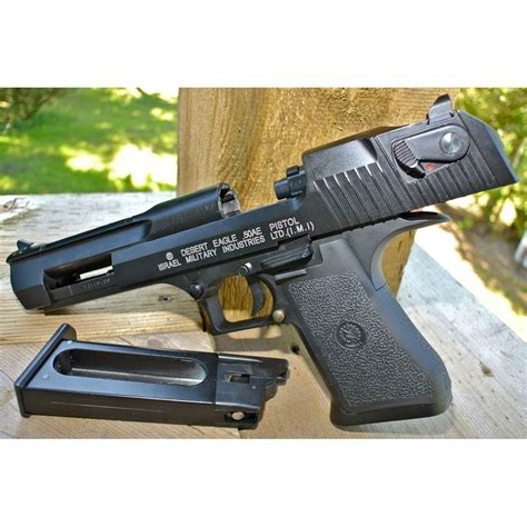 Desert-Eagle Co2 Airsoft Desert Eagle With Blowback.