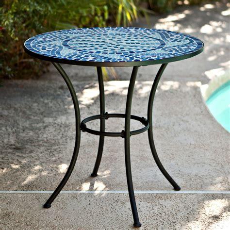 Coburn Mosaic Bistro Table
