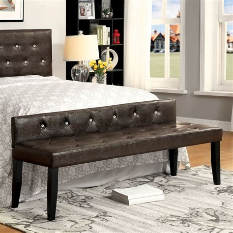 Coderre Upholstered Bench