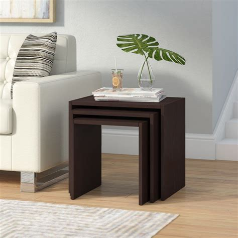 Cody 3 Piece Nesting Tables