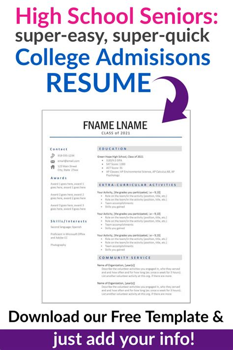 2017 post navigation sample resume for college resume template