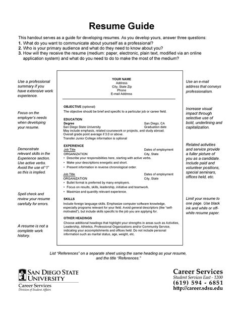college resume generator free student cv builder build a free cv for school or college