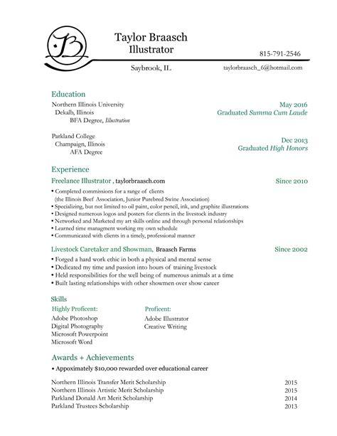 free resume writing tips - Scholarship Resume Example