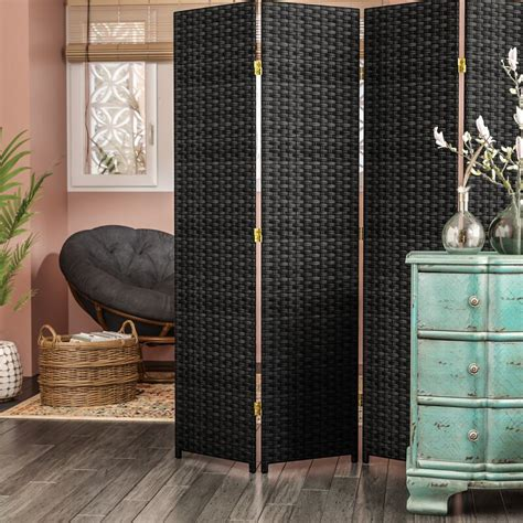 Collier 8 Panel Room Divider