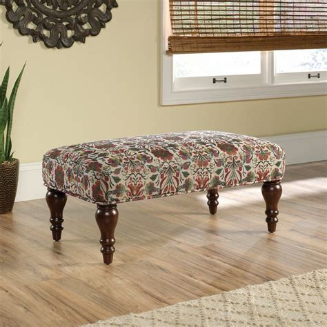 Collier Upholstered Bench