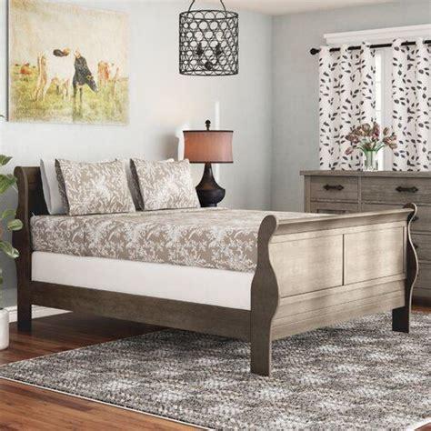 Collin Sleigh Bed