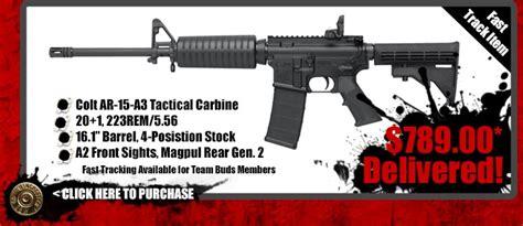 Buds-Gun-Shop Colt Ar 15 Buds Gun Shop.