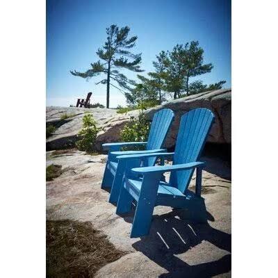 Colworth Plastic Adirondack Chair