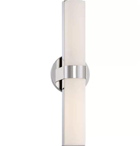 Comet LED 2-Light Bath Bar