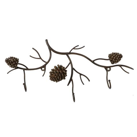 Comet Pinecone Wall Hook