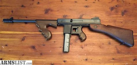Tommy-Gun Commando Mark V 45 Acp Tommy Gun.