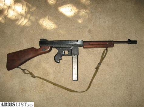 Gunkeyword Commando Tommy Gun 45.