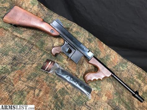Gunkeyword Commando Tommy Gun For Sale.