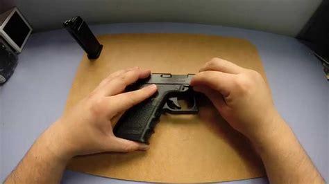 Glock-Question Como Desmontar Una Glock 23.