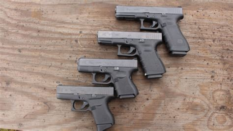 Glock-19 Comparing Size Of Glock 43 To Glock 19.