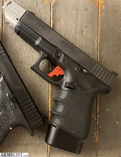 Glock-19 Compensated Glock 19 For Sale.
