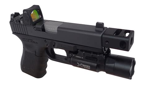 Glock-19 Compensator For Glock 19.