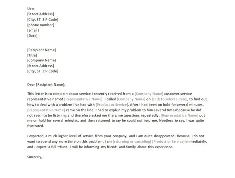 Complaint Letter To Government Official Sample How To Address A Letter To A Government Official With