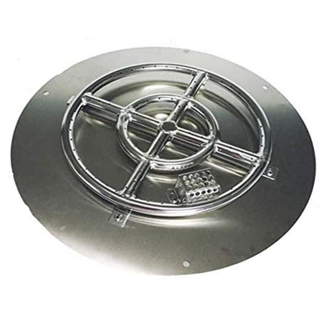 Complete Burner Double Ring