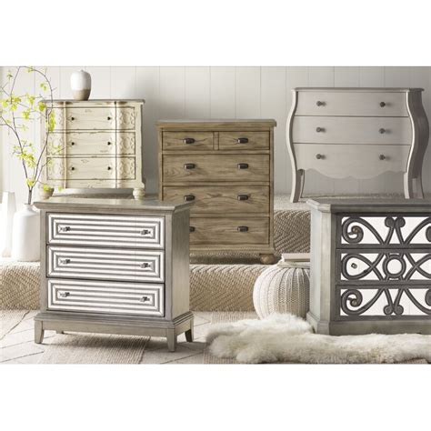 Comporte 3 Drawer Accent Chest