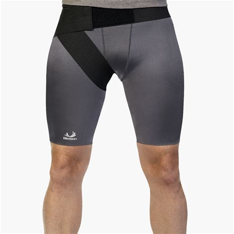 compression shorts for hip flexor injury wrapping types