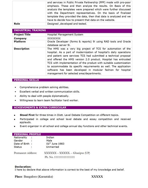beautiful computer hardware engineer resume format contemporary