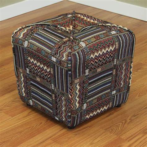 Comstock Cube Ottoman