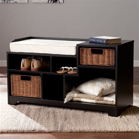 Conde Upholstered Storage Bench