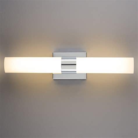 Contemporary 2-Light LED Bath Bar