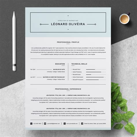 contemporary resume format template freecvtemplateorg resume templates in word format - Contemporary Resume