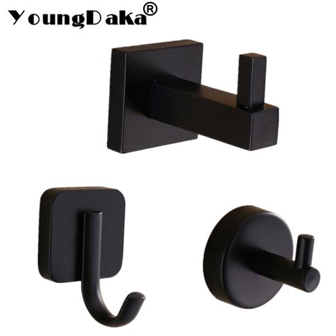 Contemporary Stainless Steel Wall Hook