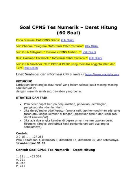 Contoh Soal Tiu Cpns Kepolisian Republik Indonesia 2017 Gratis  Cpns 2017 Goid Soal Cpns 2017 Gratis