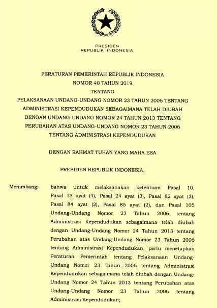 Contoh Soal Cpns Kepolisian Republik Indonesia 2017  Peraturan Pemerintah Pp No 23 Tahun 2017 Tentang Pemberian