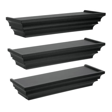 Contoured Floating Shelf (Set of 3)