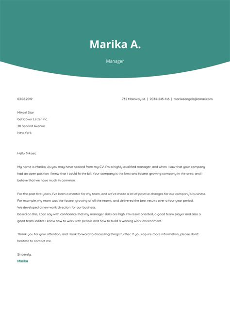 contract manager resume cover letter best accounting career path
