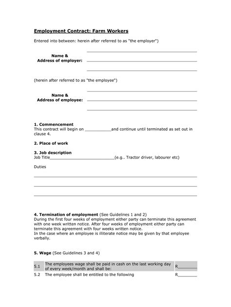 Contract Lawyer Description Contracts Description Purpose Examples Agricultural