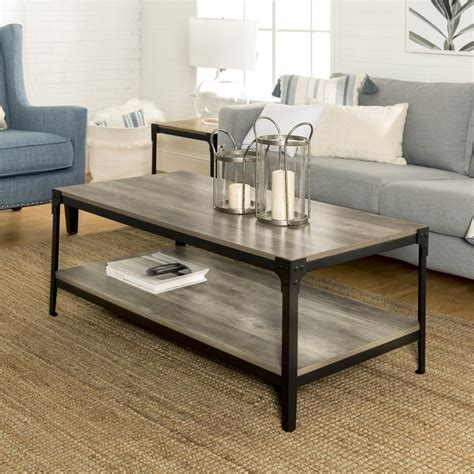 Contreras 3 Piece Coffee Table Set