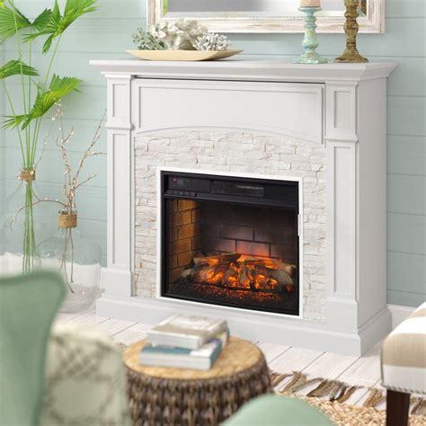 Contreras Electric Fireplace