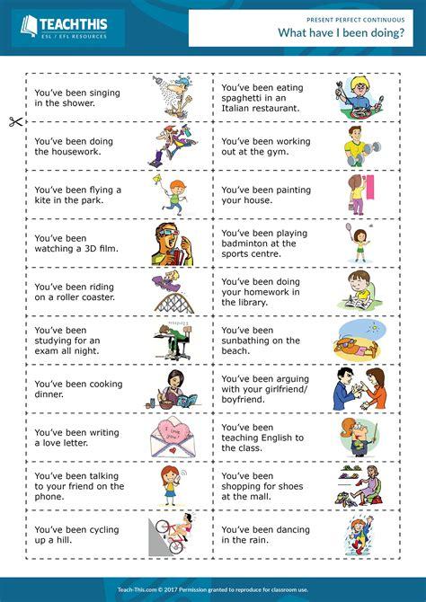 conversation exercises in english pdf