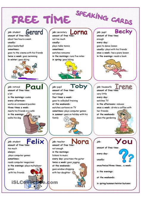 conversation exercises in everyday english