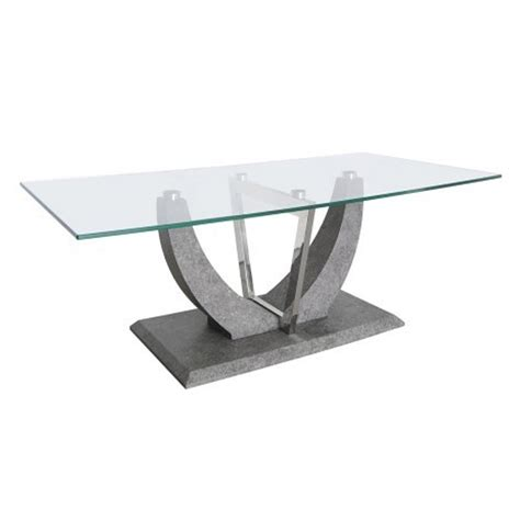Conway Coffee Table with Magazine Rack